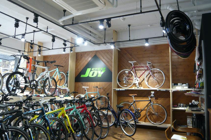 自転車JOY様